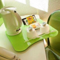 Отель Campanile Paris Sud - Porte d'Italie 3* Улучшенный номер с различными типами кроватей