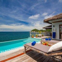 Отель Cape Shark Pool Villas 4* Вилла с различными типами кроватей фото 43