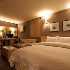 Art Hotel 3* Номер Делюкс с различными типами кроватей фото 7