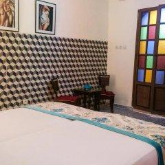 Отель Riad De La Semaine 3* Стандартный номер с двуспальной кроватью фото 5