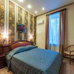 Крон Отель 3* Стандартный номер с двуспальной кроватью фото 9