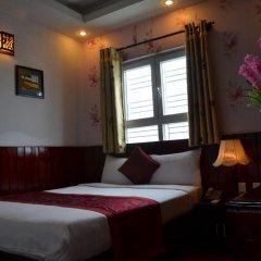 Hong Thien Backpackers Hotel 2* Стандартный номер с двуспальной кроватью фото 3
