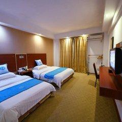 Qingyuan Baili Hotel 3* Стандартный номер с двуспальной кроватью