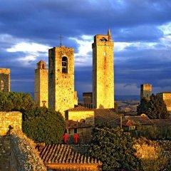 Отель La Rocca Romantica Италия, Сан-Джиминьяно - отзывы, цены и фото номеров - забронировать отель La Rocca Romantica онлайн