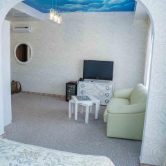 Гостиница Малибу Люкс с разными типами кроватей фото 30