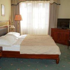 Отель U Tri Pstrosu 4* Апартаменты фото 19