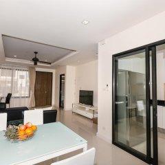 Отель Phuket Marbella Villa 4* Апартаменты с различными типами кроватей фото 4