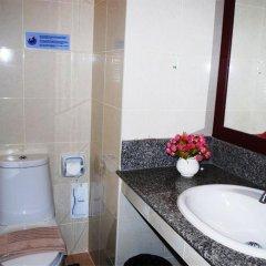 Отель Jomtien Morningstar Guesthouse 2* Стандартный номер с различными типами кроватей фото 4