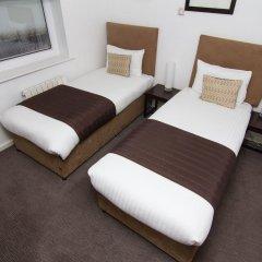 Отель Euston Square 3* Стандартный номер с различными типами кроватей фото 4