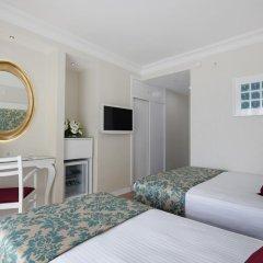 Alaiye Kleopatra Hotel 4* Стандартный номер с различными типами кроватей