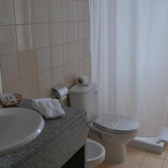 Отель Apartamentos Turísticos Nossa Senhora da Estrela ванная