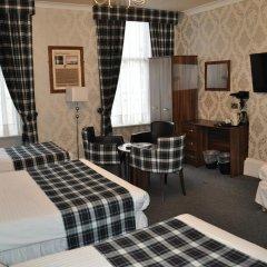 Argyll Hotel 3* Стандартный семейный номер с различными типами кроватей фото 6