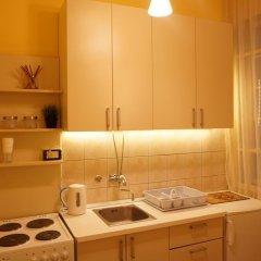 Hostel and Apartments Skadarlija Sunrise Апартаменты с различными типами кроватей фото 5