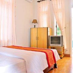 Отель Thanh Luan Hoi An Homestay Номер Делюкс с различными типами кроватей фото 4
