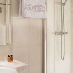 Отель Elysa Luxembourg 3* Стандартный номер фото 9