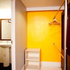 Отель D&D Inn Таиланд, Бангкок - 4 отзыва об отеле, цены и фото номеров - забронировать отель D&D Inn онлайн ванная фото 2