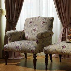 Pera Palace Hotel 5* Делюкс Pera side с различными типами кроватей фото 4