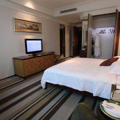 Harriway Garden Hotel Houjie 4* Номер Комфорт с различными типами кроватей фото 2