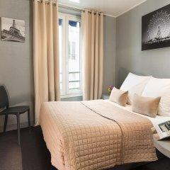 Hotel Beaumarchais 3* Стандартный номер разные типы кроватей фото 2
