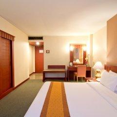 Manhattan Bangkok Hotel 4* Улучшенный номер фото 4
