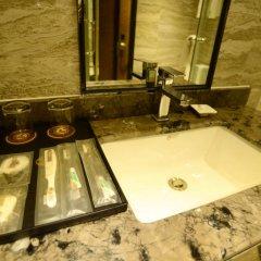 Отель Insail Hotels Railway Station Guangzhou 3* Номер Делюкс с двуспальной кроватью фото 8