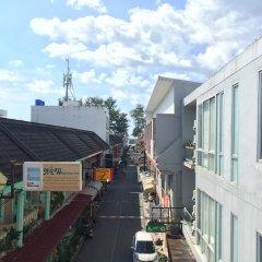 Отель RK Boutique балкон