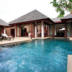 Отель Bang Tao Bali Villa бассейн