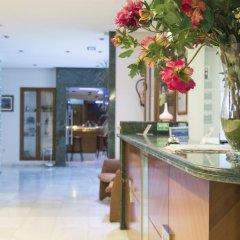 Отель Maruxia Испания, Эль-Грове - отзывы, цены и фото номеров - забронировать отель Maruxia онлайн интерьер отеля фото 3
