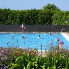 Отель Camping L´amuravela Кудильеро бассейн