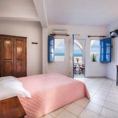 Отель Georgis Apartments Греция, Остров Санторини - отзывы, цены и фото номеров - забронировать отель Georgis Apartments онлайн комната для гостей фото 4