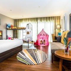 Отель Novotel Phuket Karon Beach Resort & Spa 4* Стандартный номер фото 4