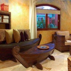 Villas Sacbe Condo Hotel and Beach Club 4* Апартаменты фото 7
