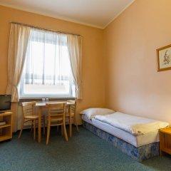 Hotel Koruna 2* Стандартный номер фото 2