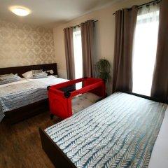 Отель Apartmán Livingstone Roudna Пльзень комната для гостей фото 5
