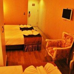 Sultanahmet Newport Hotel 3* Стандартный номер с различными типами кроватей фото 11