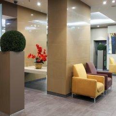 Гостиница Holiday Inn Almaty интерьер отеля