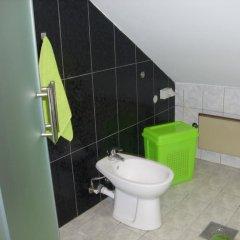 Апартаменты Jevrejska Apartment Нови Сад ванная