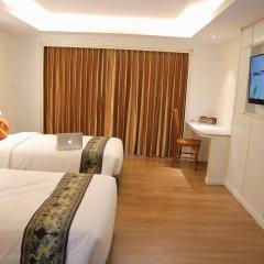 Отель Achada Beach Pattaya 3* Номер Делюкс с 2 отдельными кроватями фото 2