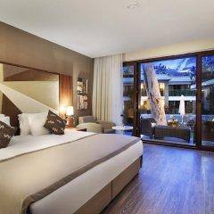 Nirvana Lagoon Villas Suites & Spa 5* Люкс с различными типами кроватей фото 8