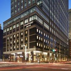 Отель Courtyard by Marriott Tokyo Station 4* Стандартный номер с различными типами кроватей