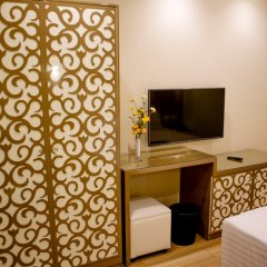 Hotel Luxury 4* Номер Делюкс с различными типами кроватей фото 6