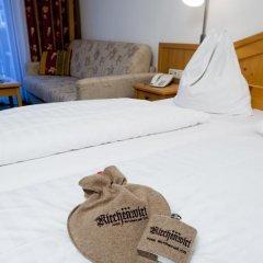 Hotel Gasthof Zum Kirchenwirt 4* Стандартный номер фото 11