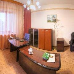 Президент Отель 4* Апартаменты с различными типами кроватей