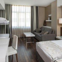 Отель Catalonia Ramblas 4* Стандартный номер с различными типами кроватей фото 21