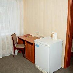 Гостиница AMAKS Центральная Полулюкс разные типы кроватей фото 4
