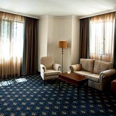 Primoretz Grand Hotel & SPA 4* Представительский люкс с различными типами кроватей фото 6