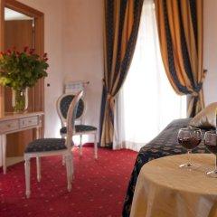 Отель c-hotels Club House Roma 4* Стандартный номер с различными типами кроватей фото 8