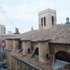 Отель SingularStays Seu Catedral балкон