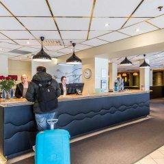 Отель Quality Hotel Augustin Норвегия, Тронхейм - отзывы, цены и фото номеров - забронировать отель Quality Hotel Augustin онлайн интерьер отеля фото 2