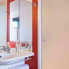 Отель ibis budget Lyon La Part-Dieu ванная